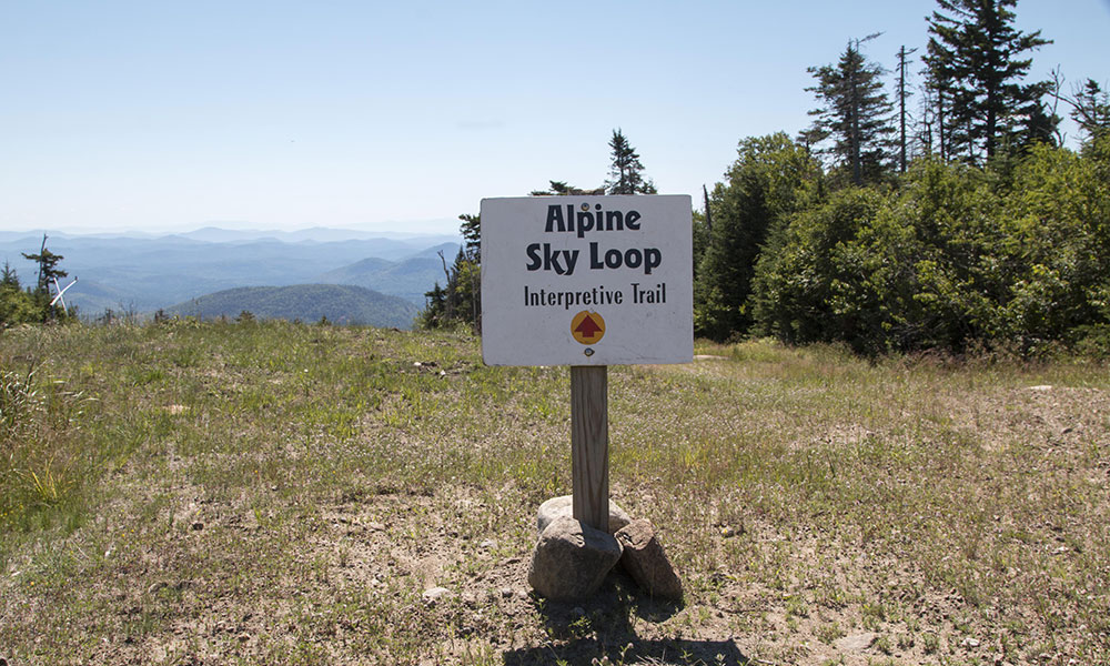 Alpine Sky Loop - Gore Mountain New York