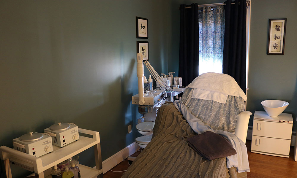 Facials at the Oasis Massage Spa