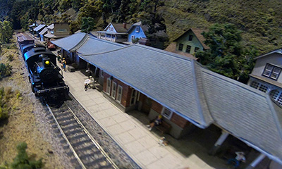 Depot Museum - North Creek