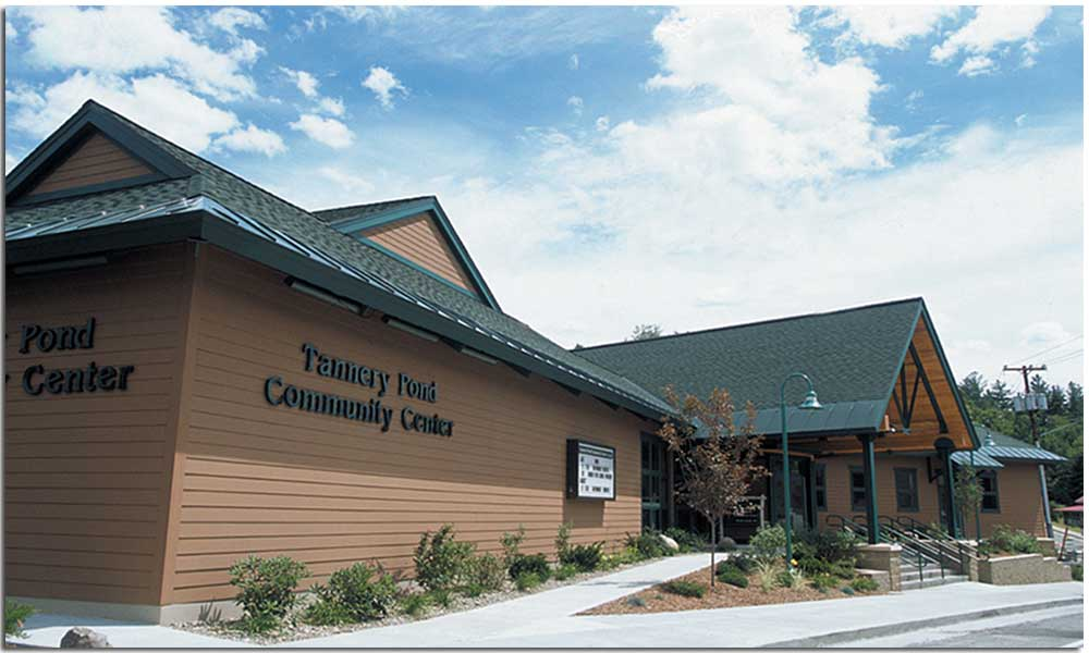 Tannery Pond Community Center - North Creek, NY